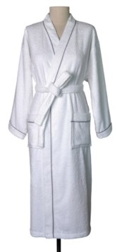 TALESMA Terry Kimono Turkish Cotton Bath Robe Bedding