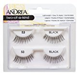 Andrea Twin Pack Lashes, #53, 0.04 Pound