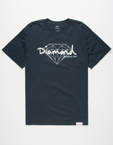 Diamond Supply Co. Brilliant Script Mens T-Shirt