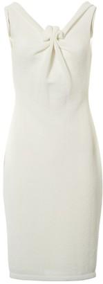 Plein Sud Jeans White Viscose Dresses