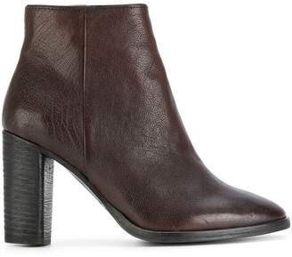N.D.C. Made By Hand zipped ankle boots
