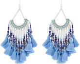 Nakamol Multi-Tassel Dangle Earrings