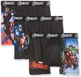 Marvel SpiderMan Boy's Mv/Am/3/Pk3/A3 Boxer Shorts,(Manufacturer size : 14/16) (pack of 3)