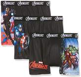 Marvel SpiderMan Boy's MV/AM/3/PK3/A4 Boxer Shorts,(Manufacturer size : 12/14) (pack of 3)