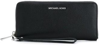 MICHAEL Michael Kors Continental logo zipped wallet