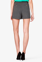 Forever 21 Essential High-Waisted Shorts