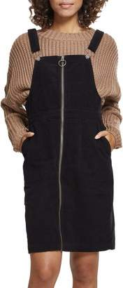 Urban Classics Urban Classic Women's Ladies Corduroy Dungaree Dress