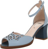 Fendi Chameleon Ankle Strap Sandal