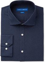Vince Camuto Men's Slim-Fit Indigo Print Dress Shirt