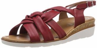 ara Women's Lugano 1235701 Ankle Strap Sandals
