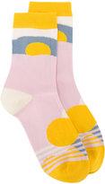 Henrik Vibskov Mars socks - women - Cotton/Nylon/Spandex/Elastane - One Size