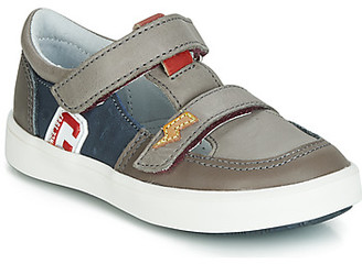 GBB VARNO boys's Shoes (Trainers) in Grey