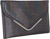 BCBGeneration Annabelle Envelope Clutch (Black) - Bags and Luggage