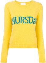 Alberta Ferretti Thursday jumper