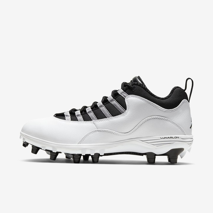 Nike Men S Football Cleat Jordan 10 Td Low Shopstyle Athletic Shoes