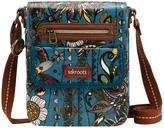 The Sak 105311LAGSD Sakroots Artist Small Flap Messanger Bag