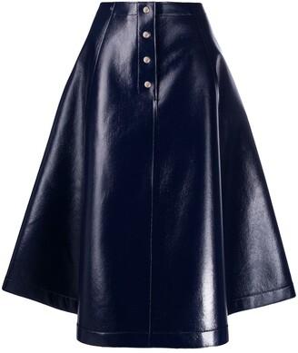 Sara Lanzi A-line midi skirt