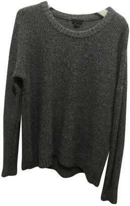 Theory Grey Wool Knitwear for Women