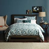 west elm Low Wood Cutout Headboard