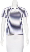 Amo Striped Short Sleeve Top w/ Tags