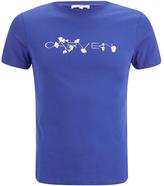 Carven Logo Tshirt - Blue
