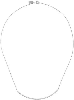 VANRYCKE 18kt White Gold Diamond Necklace