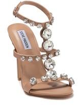 Steve Madden Rhinestone Sprinkle Stiletto Sandal