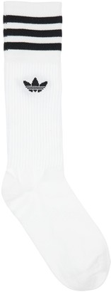 adidas Pack Of 3 Solid Crew Socks