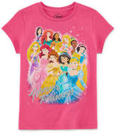Disney Princess Graphic T-Shirt-Toddler Girls