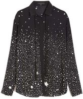 Barbara Bui Star Print Blouse