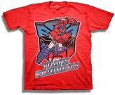 Freeze Transformers Short Sleeve Tees Transformers Graphic T-Shirt-Big Kid Boys