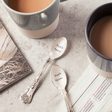 The Cutlery Commission Silver-Plated Mum's Spoon Teaspoon