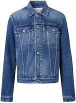 Burberry Washed Denim Jacket