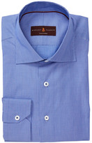 Robert Talbott Trim Fit Micro Stripe Dress Shirt