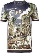 Dolce & Gabbana Palermo printed t-shirt