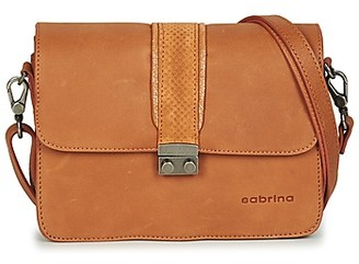 Sabrina MYLENE women's Shoulder Bag in Brown