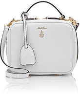 Mark Cross Women's Laura Baby Camera Bag-WHITE