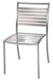 Roger Vivier R&V Living Tech Slatted Dining Chair