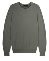 Integral Rib Crew Neck Sweater