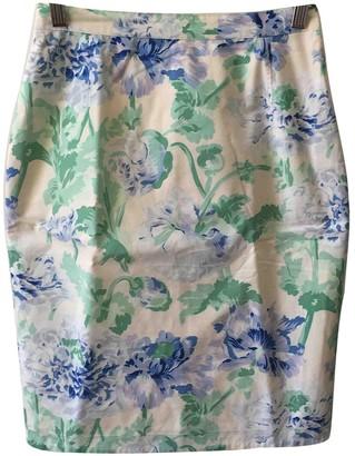 Cacharel Multicolour Cotton Skirts