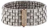 Roberto Coin Diamond 5 Row Appasionata Bracelet