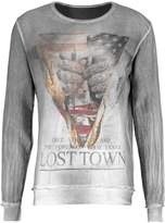 Key Largo LOST TOWN Sweatshirt antrha
