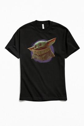 Urban Outfitters Star Wars Mandalorian Swirl Tee