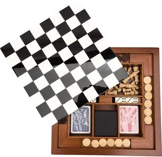 Fornasetti Viso game set