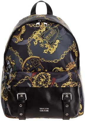Versace Jeans Couture Biker Backpack