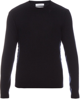 Valentino Studded side cashmere sweater