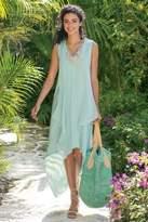 Soft Surroundings Amalfi Dress