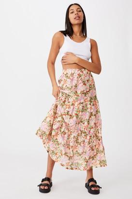 Cotton On Float On Maxi Skirt