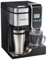 Hamilton Beach FlexBrew Single-Serve Coffee Maker & Hot Water Dispenser - Black 49988
