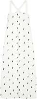 Ellery Banksia embroidered crepe dress